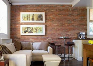 Man-Made Brick Wall Treatments - Toronto, Muskoka, Ontario image