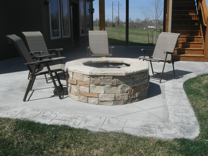 Canyon Stone Outdoor Living - Fire Pit image