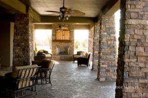 canyon stone outdoor living image