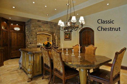 Elegant and Timeless Stone Veneer - Classic Chestnut Image