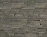 DRY STACK BROWN STONE TILE 1