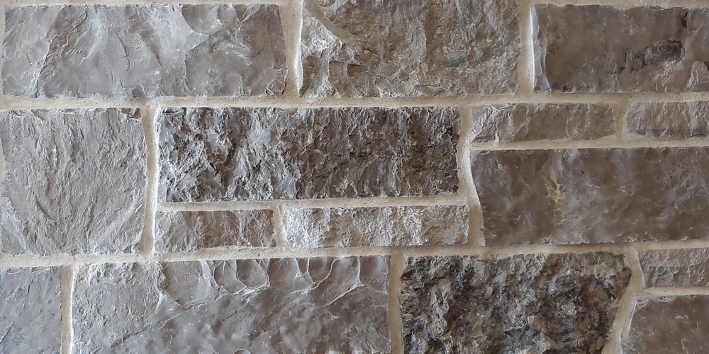 NATURAL STONE VENEER WESTMINSTER GREY TILE