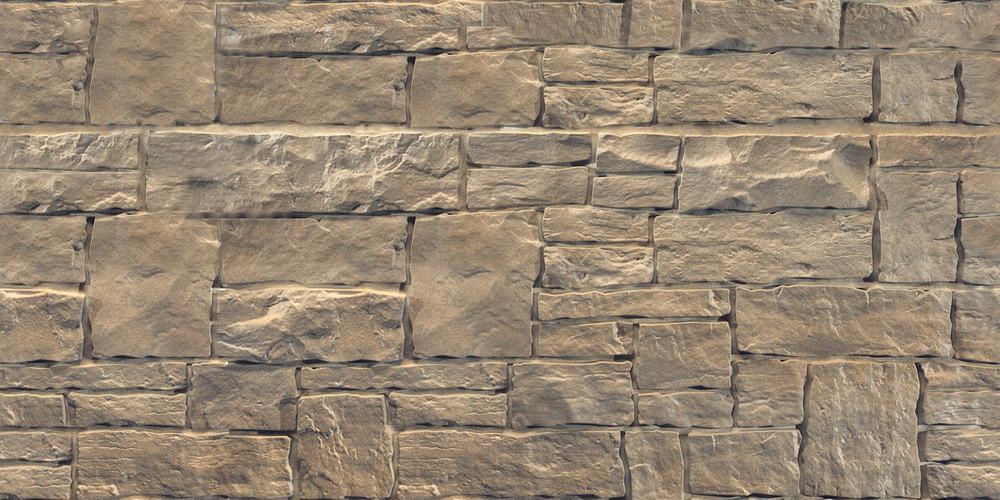 STACKED STONE MOKA TILE
