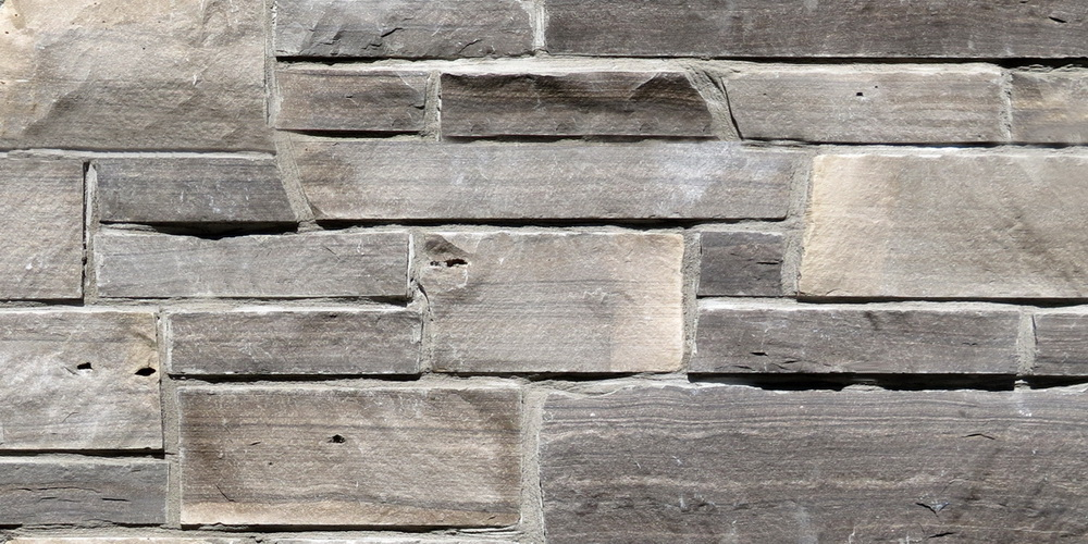 NATURAL STONE VENEER GLENMORE GREY