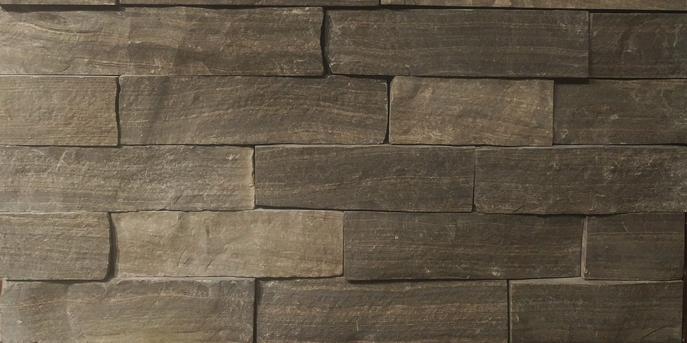 NATURAL STONE VENEER TIGER LEDGE