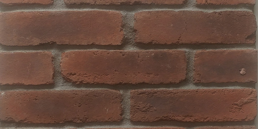 THIN BRICK VENEER ANTIQUE BRICK OLD TORONTO 114