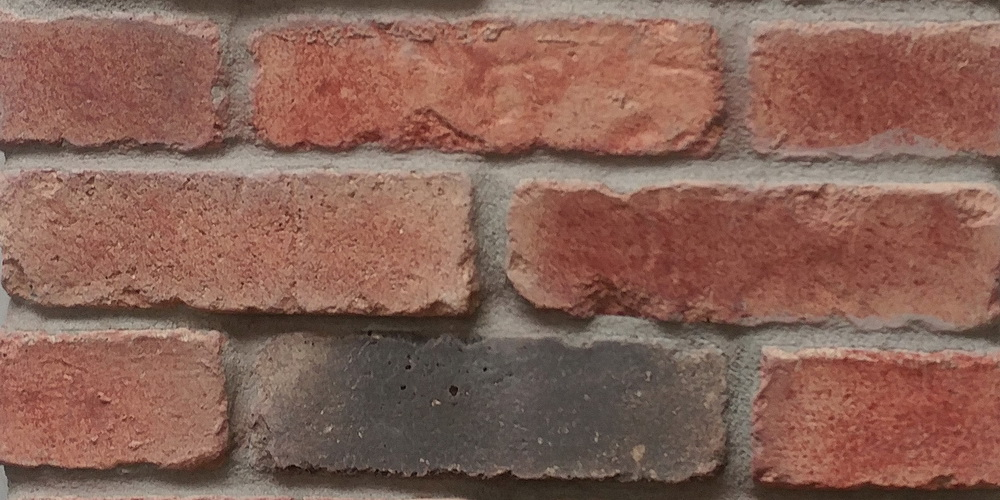 THIN BRICK VENEER CANYON BRICK PEPPERMILL
